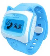糖猫智能手表TM-E1天空蓝
