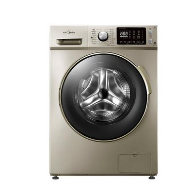 美的滚筒洗衣机MD100-1433WDXG
